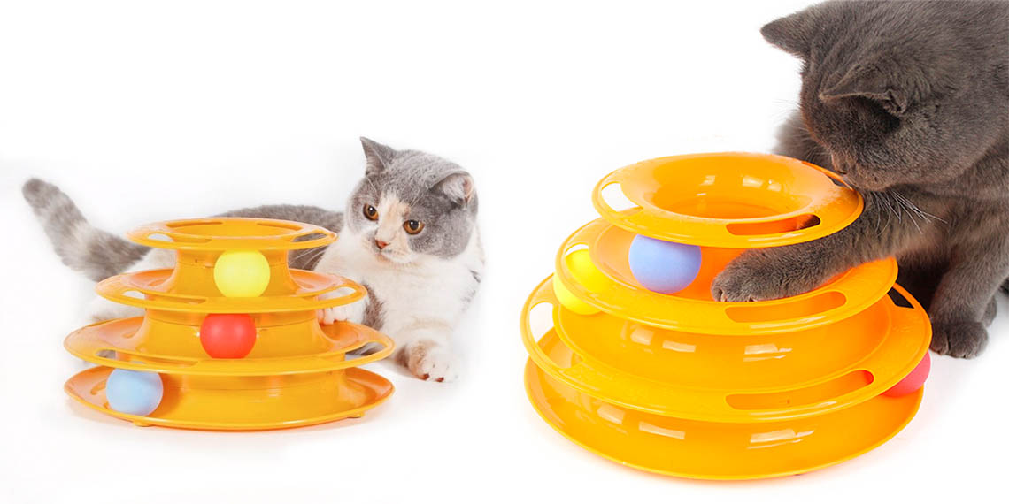 Залипальная игрушка для кота