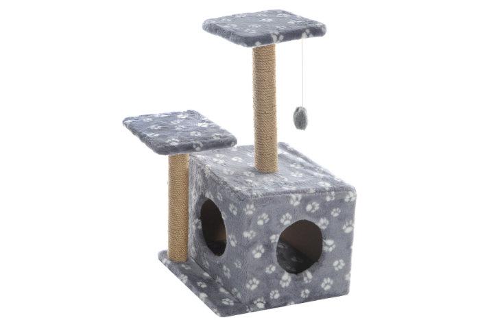 Недорогой игровой комплекс для кошек
