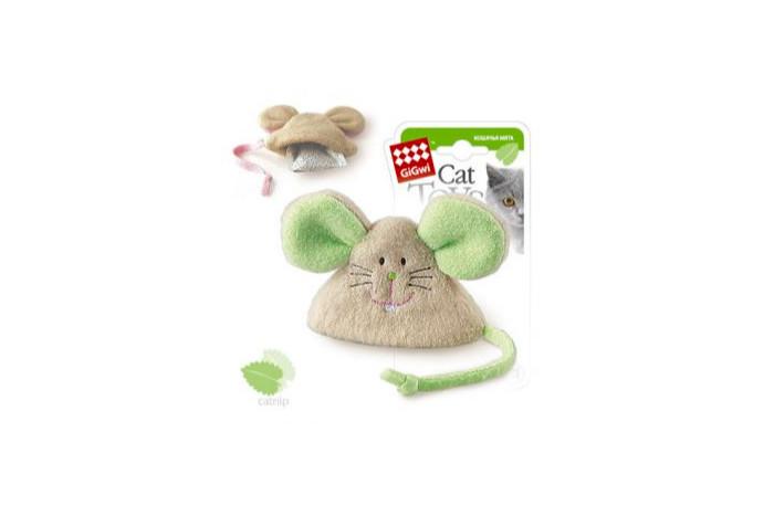 Игрушка-мышка с кошачьей мятой
